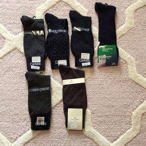 Other - Dress socks (lot of 6)